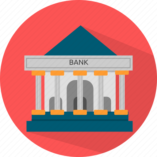 Bank, banking, building, finance, financial icon - Download on Iconfinder