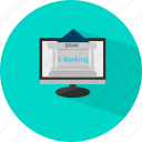 banking, ebanking, online, finance, etrade