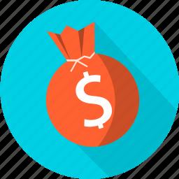 bank, banking, finance, money, savings icon