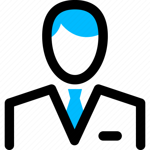 Business, executive, man, person icon - Download on Iconfinder