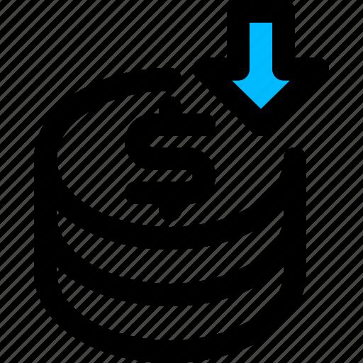 money savings icon zero prix lit de coin ancien 2018