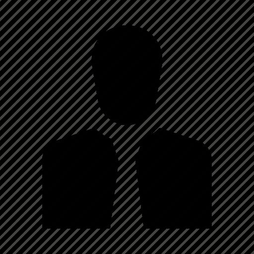 avatar, business, businessman, tie, user, userpic icon