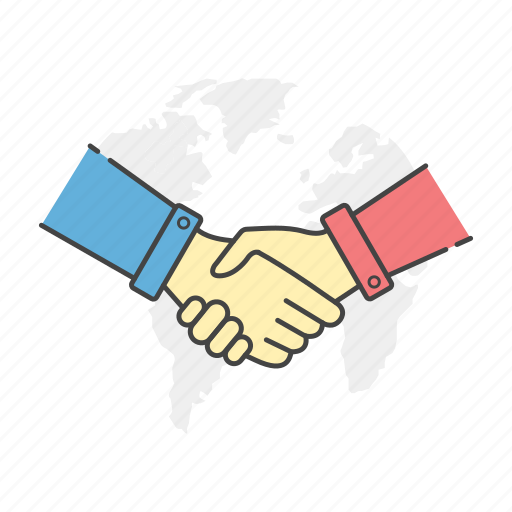 agreement, business, connection, contract, deal, hands, shake hand icon
