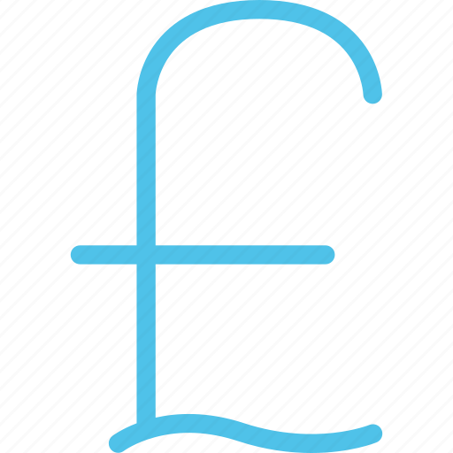 bank, business, currency, finance, money, pounds icon