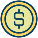 finance, currency, money, dollar, coin