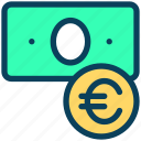 finance, currency, money, euro, cash, payment