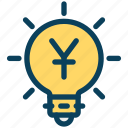finance, currency, money, yen, idea, solution