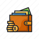card, credit, finance, financial, money, purse, wallet icon