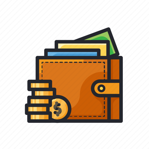 card, credit, finance, financial, money, purse, wallet icon