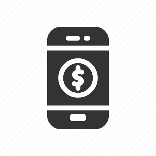 bank, coin, credit, device, finance, financial, money icon