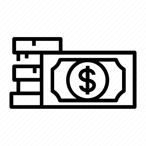 Cash, finance, money, profit icon - Download on Iconfinder