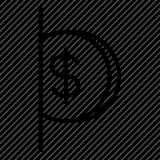 coin, money, savings icon