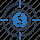 business, earning, finance, target