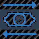 money, transaction, transfer