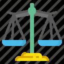 balance, compare, justice, law, scales, trade