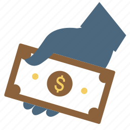 cash, dollar, finance, income, investment, money icon