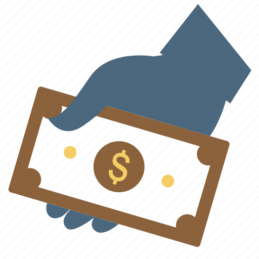Cash, dollar, finance, income, investment, money icon - Download on Iconfinder