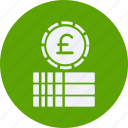business, cash, currency, finance, money icon