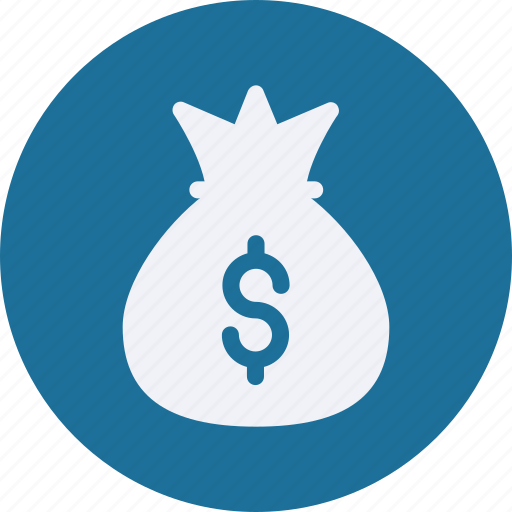 bag, business, cash, currency, finance, money icon