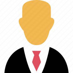 business, finance, man, money, online, person icon