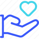 25px, donation, iconspace icon