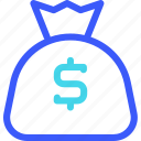 25px, bag, iconspace, money, of icon