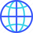 25px, globe, iconspace icon