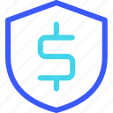 25px, iconspace, money, save icon