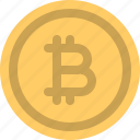bitcoin, cash, coin, currency, finance icon