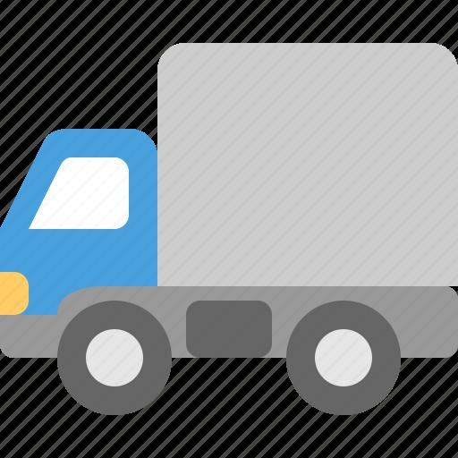 car, delivery, logistics, transportation, truck icon