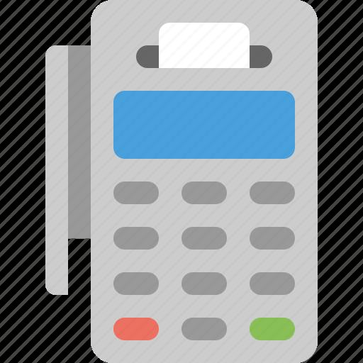accounting, business, calculator, finance, math icon