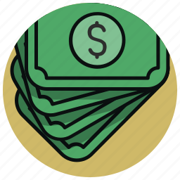 business, cash, currency, euro, money, payment, shop icon