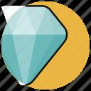 brill, brillant, diamond, finance, luxury, rich icon