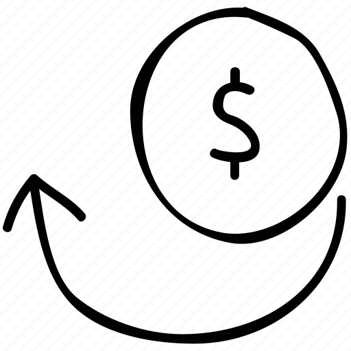 chargeback, finance, refund, revert icon