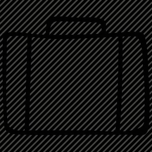 briefcase, business, case, finance icon