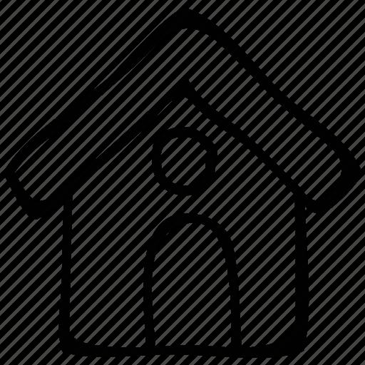 home, house, office, villa icon