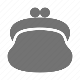 change, coin, money, pay, payment, purse, savings icon