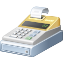 cash, cashbox, machine, payment, register icon