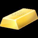 bar, bullion, gold
