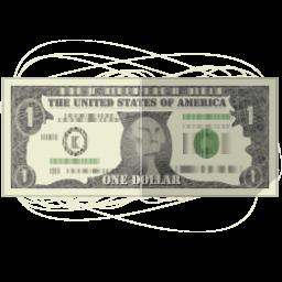 cash, dollar, economy, money icon