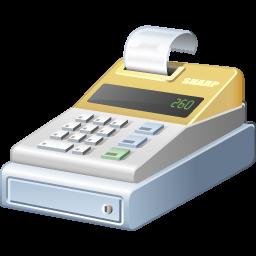 cash, cashbox, machine, payment, register icon