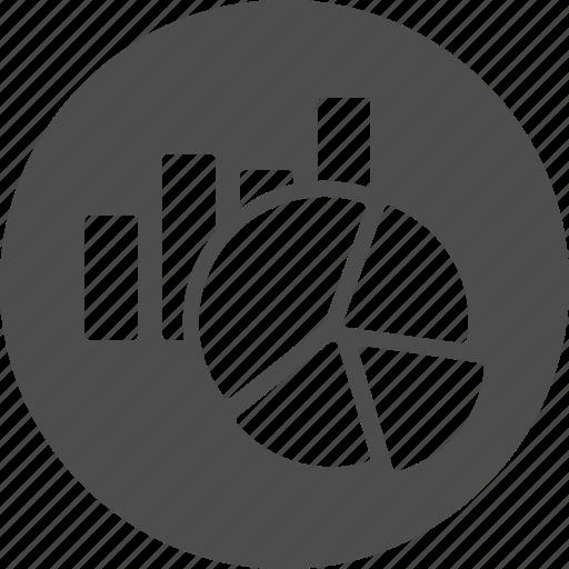 analytics, chart, charts, diagram, report, reports, statistycs icon