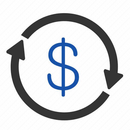 cash, coin, currency, dollar, financial, money icon