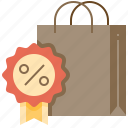 ciscount, commerce, marketing, price, shopping icon