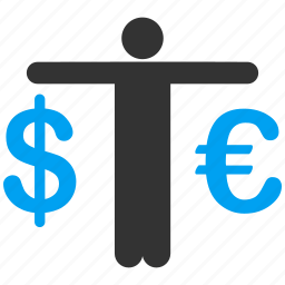 bank, compare, currency exchange, finance, financial, international, money change icon