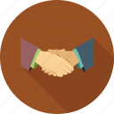 agreement, deal, handshake, partners icon