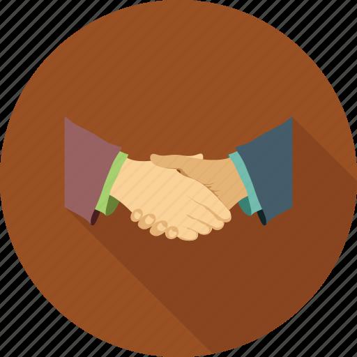 agreement, deal, handshake, partners icon