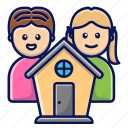 property, family, house, home