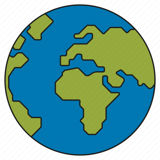 earth, global travel, globe, holidays, tourism, travel, vacation icon