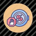 aml, anti money laundering, money laundering icon